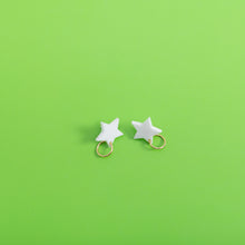 Load image into Gallery viewer, Lucky Star Stud Earrings,EarringMindFlowers