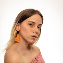 Load image into Gallery viewer, The Leo Word Dangle Earrings,EarringMindFlowers