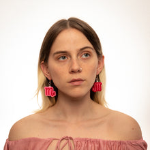 Load image into Gallery viewer, The Scorpio Sign Dangle Earrings,EarringMindFlowers