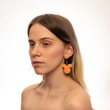 Load image into Gallery viewer, The Taurus Sign Dangle Earrings,EarringMindFlowers