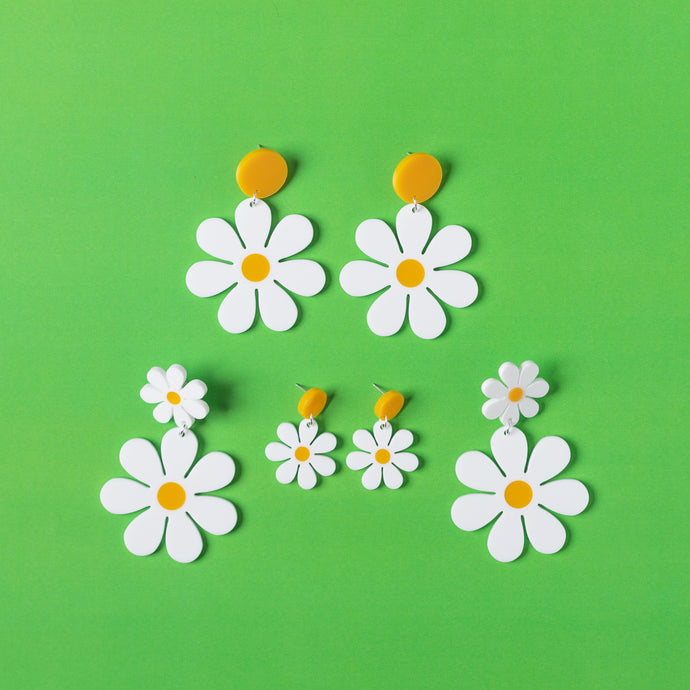 Daisy Lady Earring Bundle