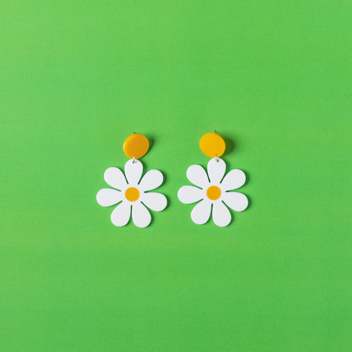 The Daisy Stud Earrings