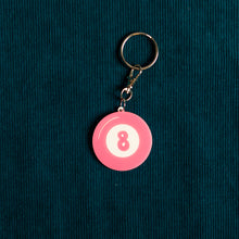 Load image into Gallery viewer, The Magic 8-Ball Keychain