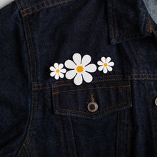 Load image into Gallery viewer, Triple Daisy Pin Bundle