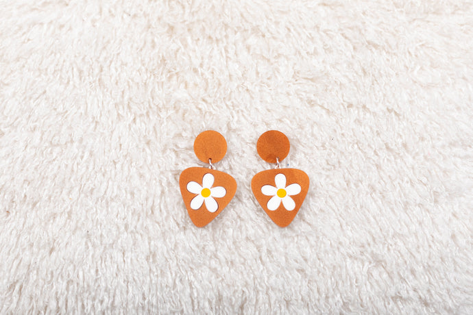 The Effloresce Hanging Stud Earrings,EarringMindFlowers