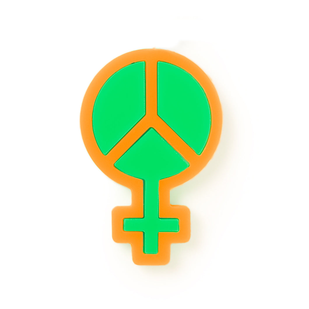 Power of Peace Pin