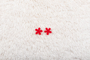 The Petal Stud Earrings,EarringMindFlowers
