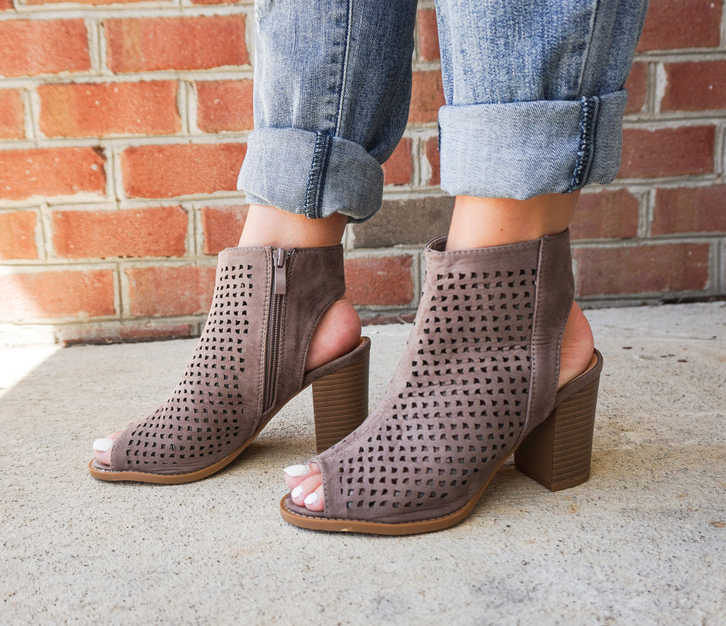 Lindsay Ankle Bootie