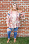 The Lydia Tunic Top