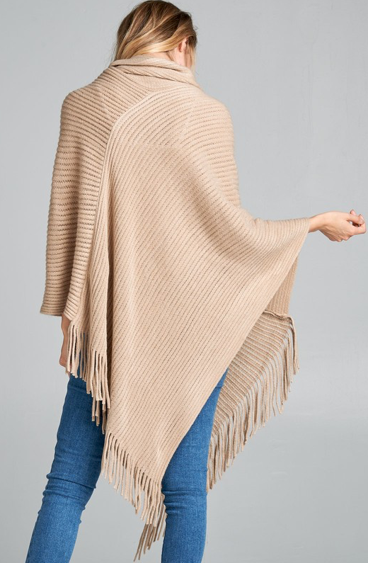 Fairlie Street Poncho