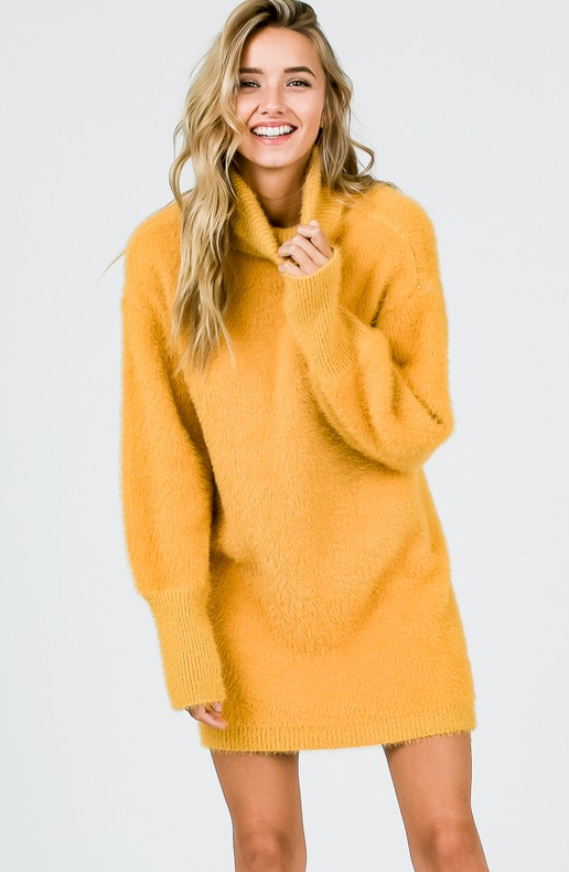 Sarah Sweater Dress