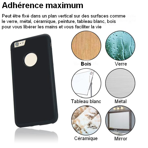 coque adhesive iphone 8 plus
