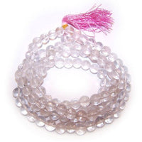Mala Beads - Rock Crystal