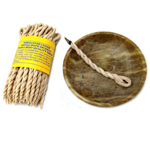 Cedar Nepali Rope Incense