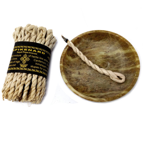 Spikenard Nepali Rope Incense