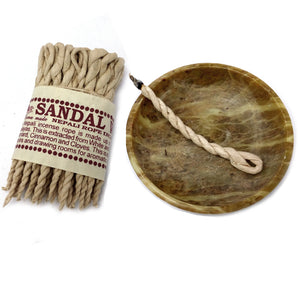 Sandalwood Nepali Rope Incense