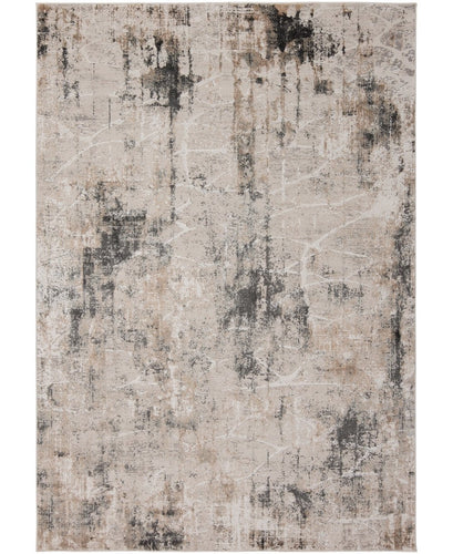 Area Rugs - Alloy ALL341 Grey