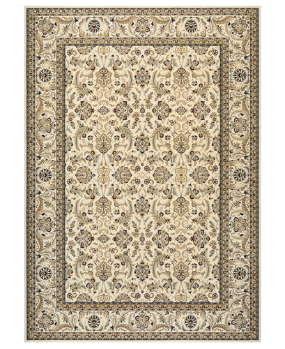 Area Rugs - Closeout - Infinity - Persian - Ivory/Ivory