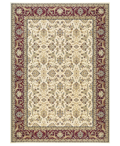 Area Rugs - Closeout - Infinity - Persian - Ivory/Red
