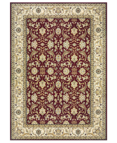 Area Rugs - Closeout - Infinity - Persian - Red/Ivory