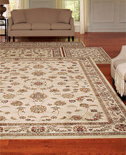 Load image into Gallery viewer, Area Rugs - Florence Isfahan Ivory