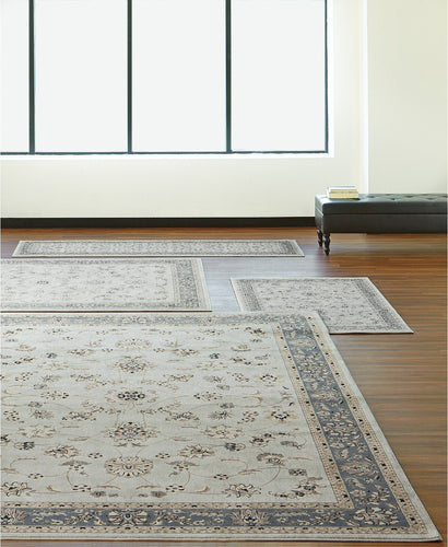 Area Rugs - Florence Isfahan Soft Mint