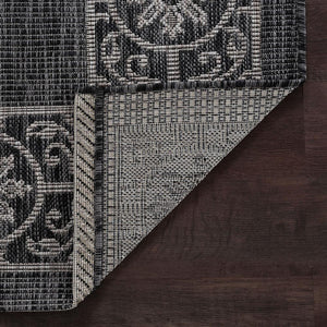 Area Rugs - Isla IS1803 Charcoal