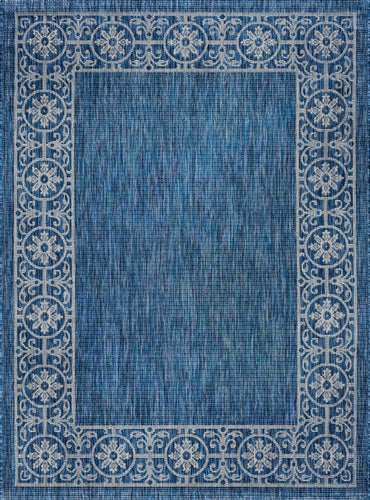 Area Rugs - Isla IS1814 Indigo