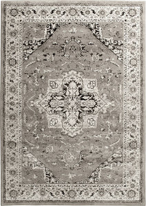 Area Rugs - Largo Heriz Grey