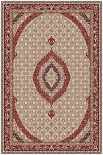 Area Rugs - Persian Treasures - Mahi - Cream