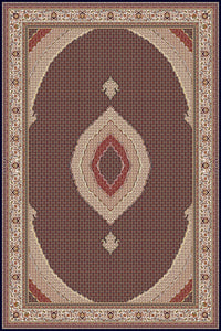 Area Rugs - Persian Treasures - Mahi - Navy