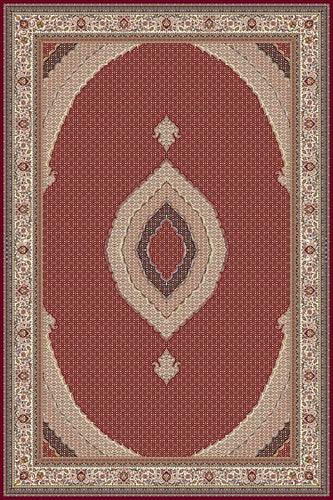Area Rugs - Persian Treasures - Mahi - Red