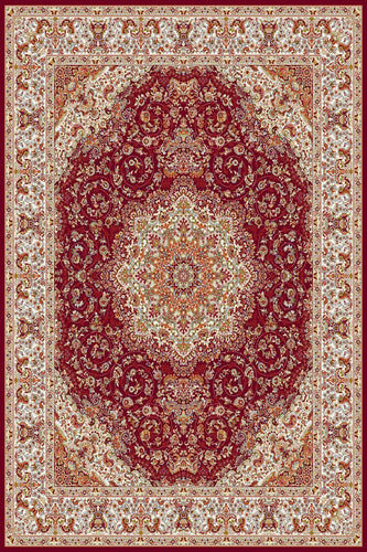 Area Rugs - Persian Treasures - Shah - Red