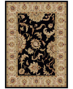 Area Rugs - Pesaro Imperial Black