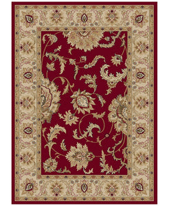 Area Rugs - Pesaro Imperial Red