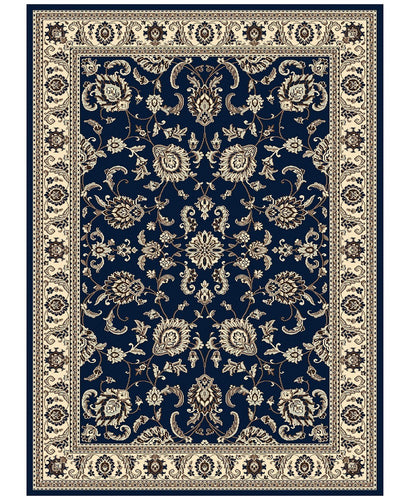 Area Rugs - Pesaro Sarouk Denim