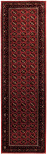 Area Rugs - Sanford Boukara Red