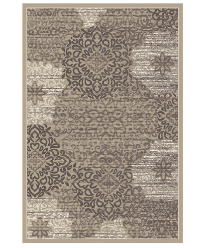 Area Rugs - Teramo Intrigue Beige