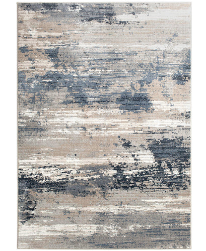 Area Rugs - Waterside Tide Morning Blue