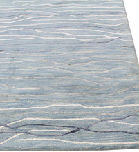 Load image into Gallery viewer, Area Rugs - Waves WAV101 Light Blue, Created For Macy's