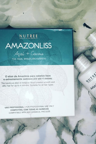 Amazonliss Brazilian on the Best Keratin Treatments list