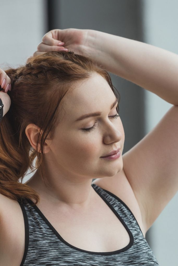 Easy Hairstyles That Are Perfect For The Gym | Nutree Cosmetics property of 365 SUN LLC.