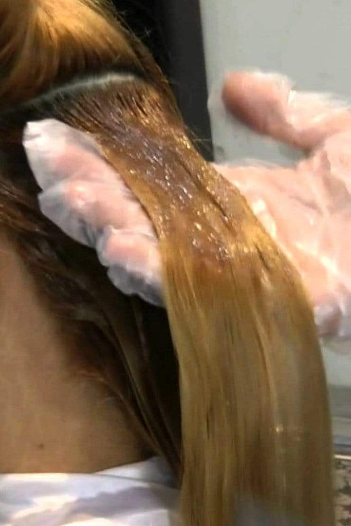 Keratin treatment after bleaching | Nutree Cosmetics property of 365 SUN LLC.