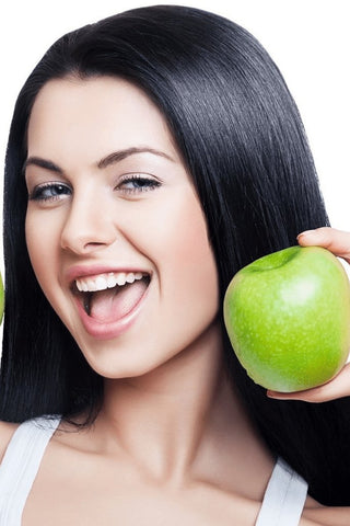 Proper nutrition and hair condition. How to keep keratin in your hair?