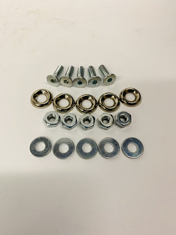 Body Mounting Bolt Kit