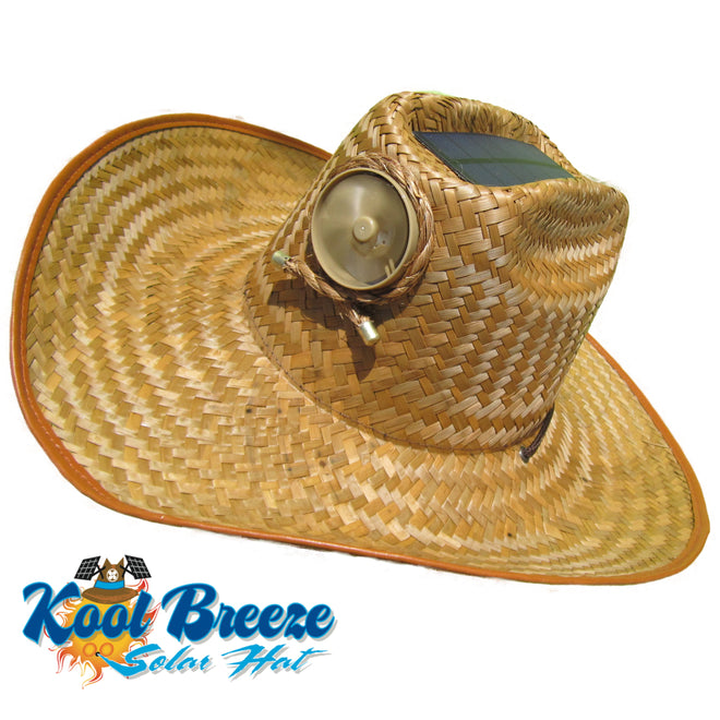 Kool Breeze Solar Hats