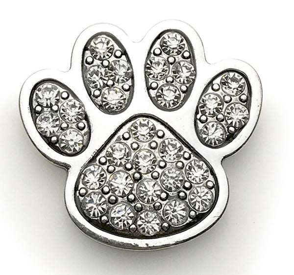 Attractables Custom Purse Jewelry-Magnet Key holder-Puppy Paw.