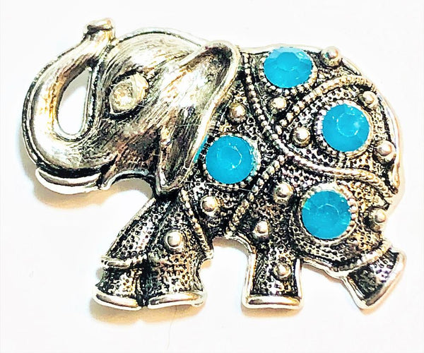 Attractables Custom Purse Jewelry-Magnet Key holder-Elephant