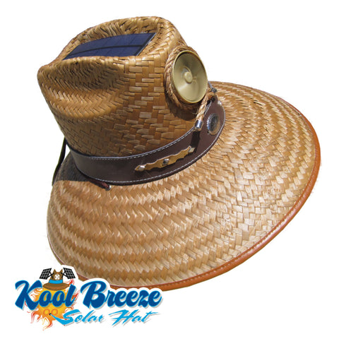 Mens / Ladies Kool Breeze Solar Thurman Hat.