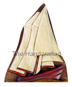 Hand-Carved-in-Vietnam-Wood-Sailboat-Puzzle-Box-Intarsia-Wood.